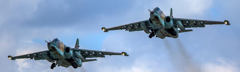 Су-25 фронтовой штурмовик